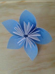 Kusudama flower 1