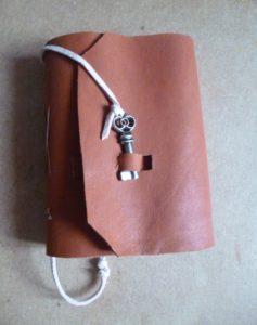 Light leather