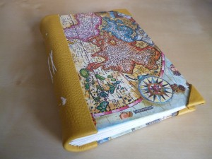 Map journal