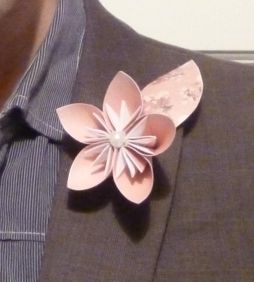 Buttonhole - £3.50