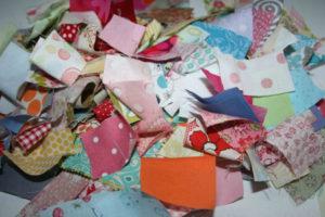 Material scraps