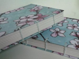 cherry-blossom-notebook-a6-two
